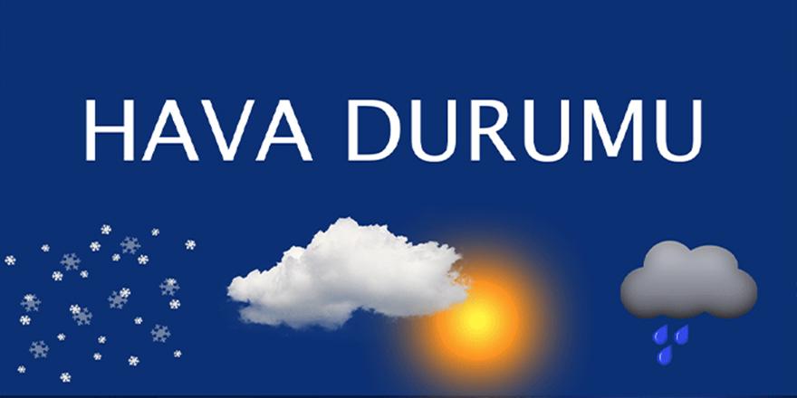 Yurtta hava durumu... İzmir ve Manisa'yı kuvvetli yağış bekliyor