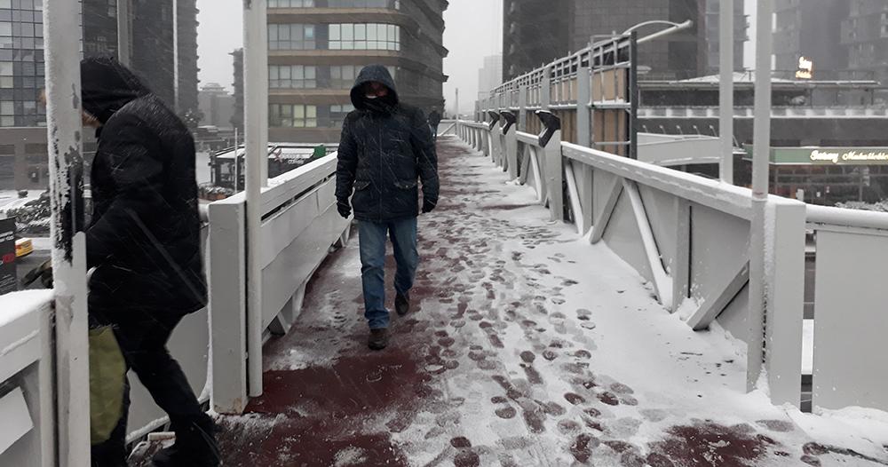 İstanbul'da kar yağışı etkisini sürdürüyor