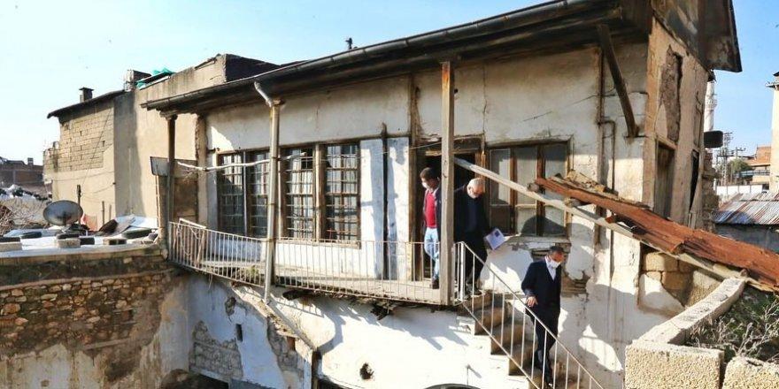 Adıyaman'da tarihi konak restore edilecek