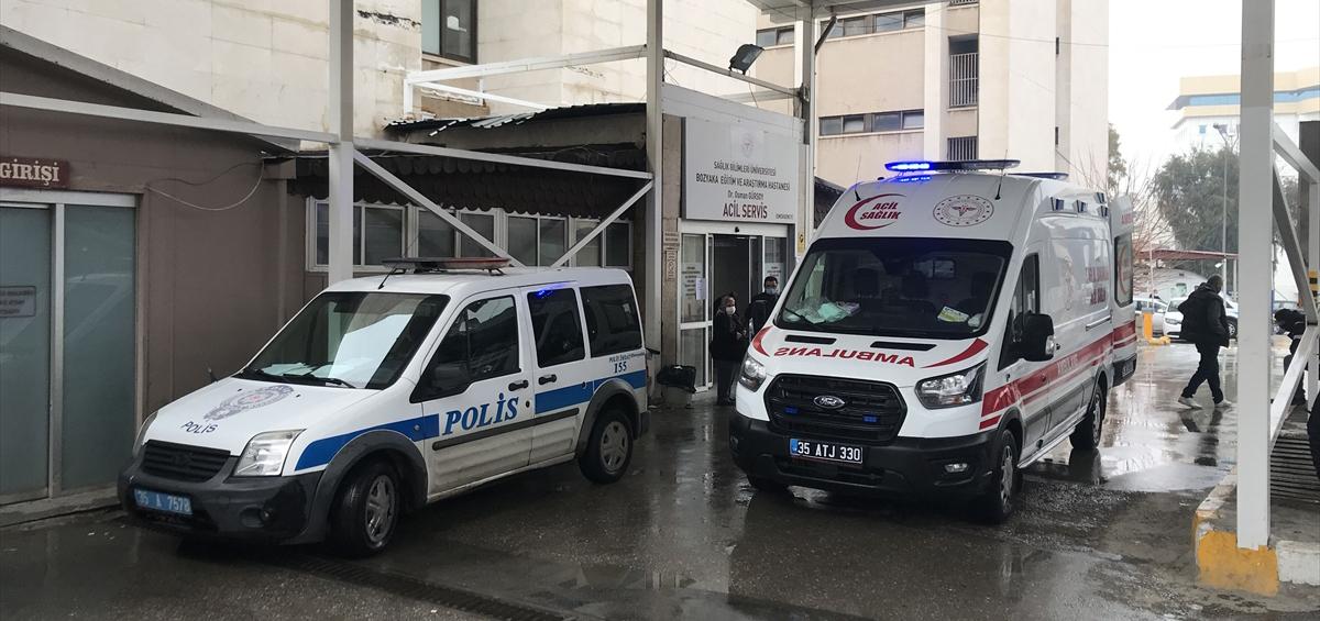 İzmir'de iki kişi sobadan sızan karbonmonoksit gazından zehirlendi