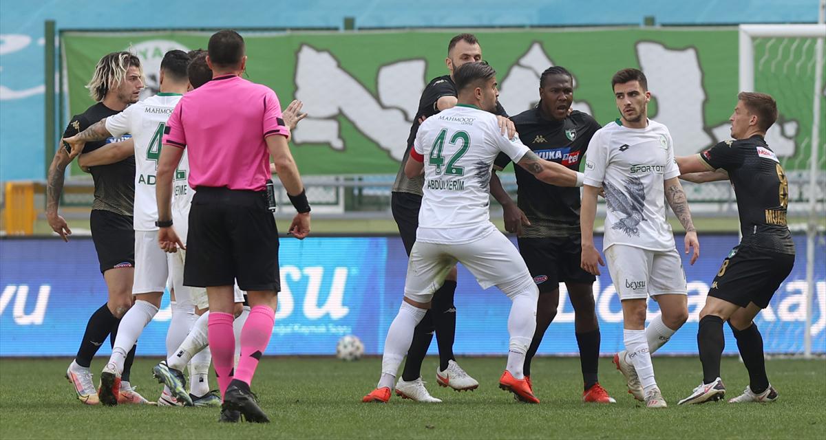 İttifak Holding Konyaspor: 2 - Yukatel Denizlispor: 0